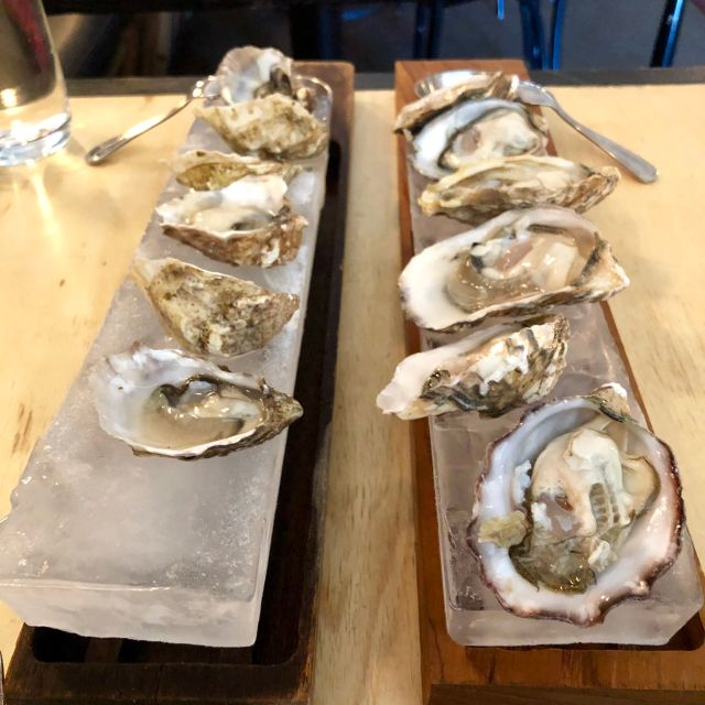 Frank's Oyster House & Champagne Parlor, Seattle, WA
