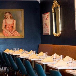 A photo of En Croute restaurant