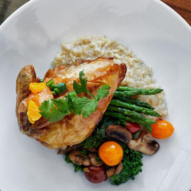 Wesre--essence Bistro - Chicken-med - Essence - The Westin Calgary, Calgary, AB