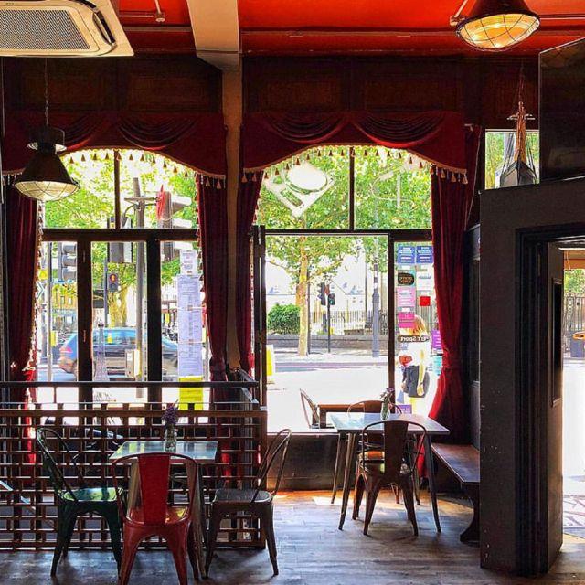 The Cornershop Bar, London