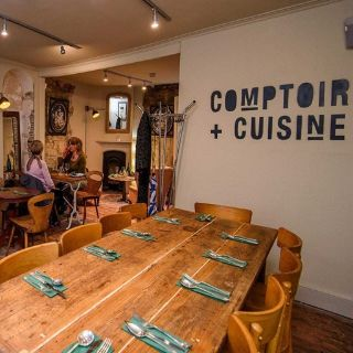 A photo of Afternoon Tea at Comptoir+Cuisine restaurant