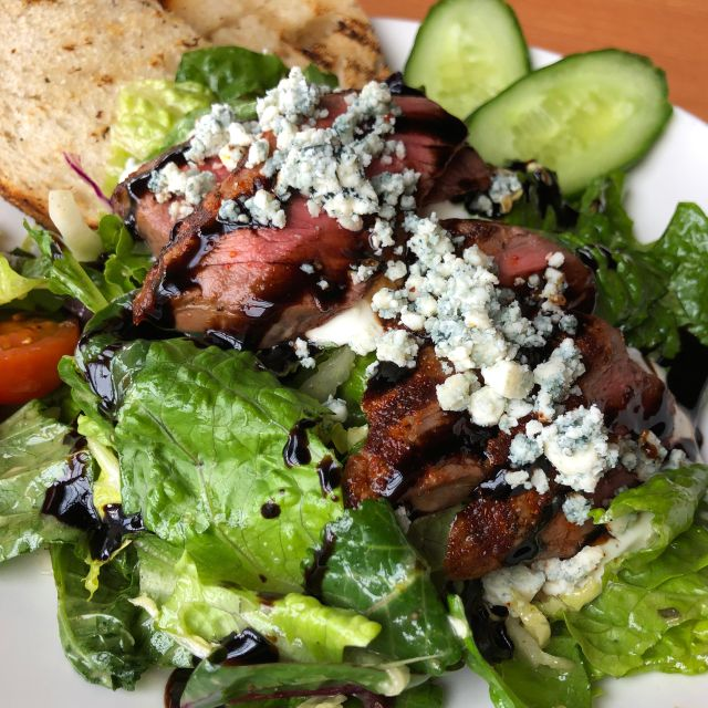 Steak Salad - Anthony's Woodfire Grill Everett, Everett, WA