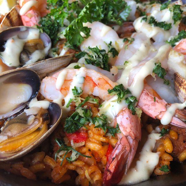 Paella - Anthony's Woodfire Grill Everett, Everett, WA