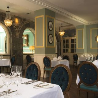 A photo of Deansgrove Steakhouse at Celbridge Manor restaurant