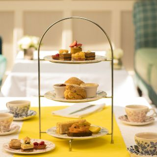 Celbridge Manor Hotel Afternoon Tea