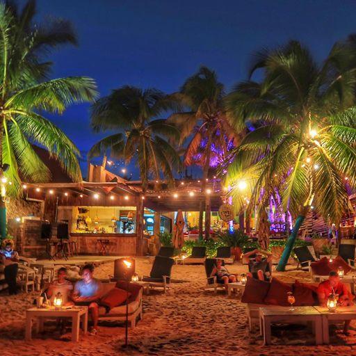 INTI Beach, Playa del Carmen, ROO