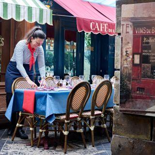 A photo of Le Blaireau Restaurant at Careys Manor restaurant