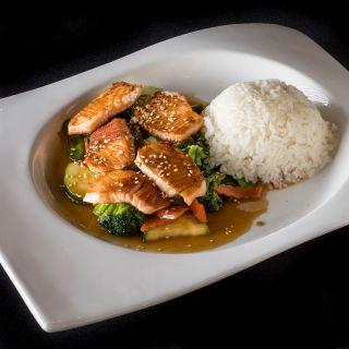 Wasabi Bistro Asian Cuisine