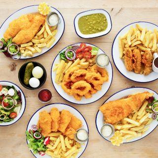 A photo of FLADDA Fish & Chips restaurant