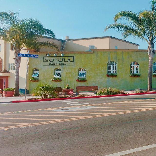 Sotola Bar & Grill, Capitola, CA