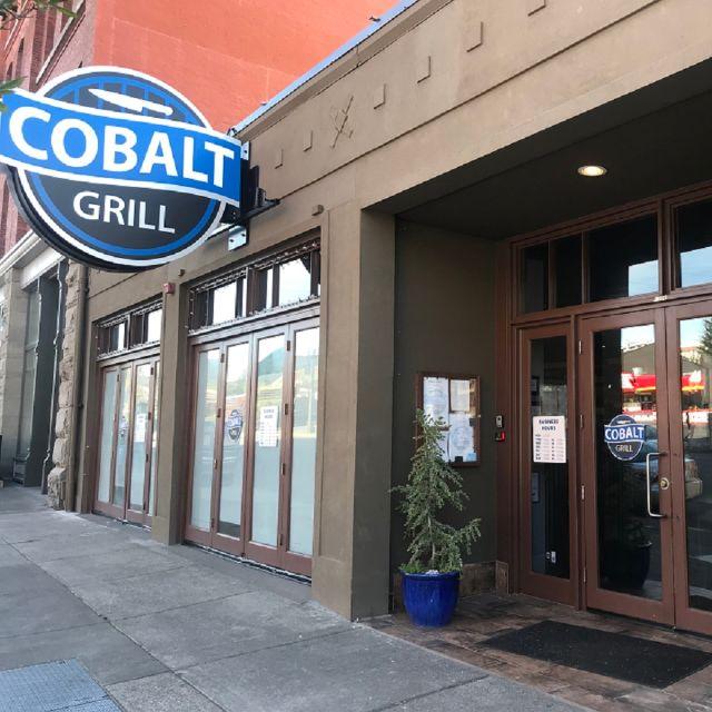 Cobalt Grill & Lounge, Bellingham, WA