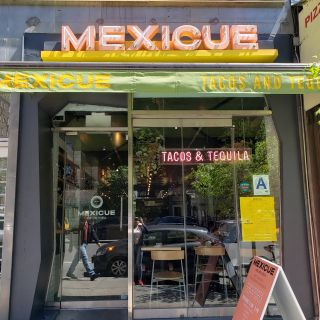 A photo of Mexicue - UES restaurant