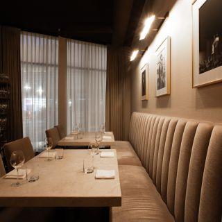 A photo of Brass Heart restaurant