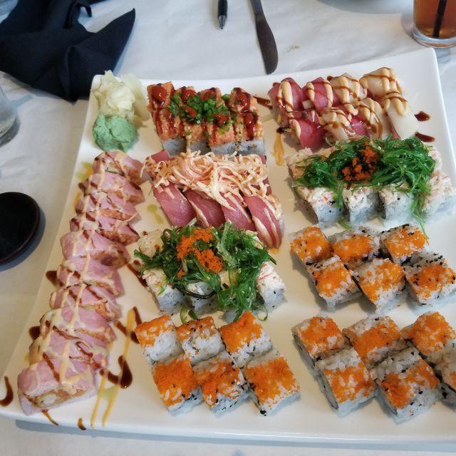 Jade Asian Fusion and Sushi Bar, Charlotte, NC