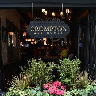 A photo of Crompton Ale House restaurant