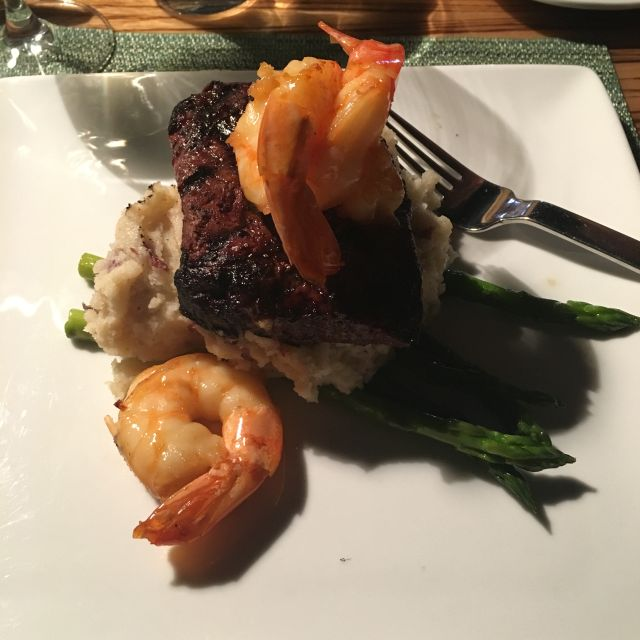 The Pointe Sea & Steak, Wheeling, WV