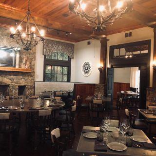 A photo of J. Michael's Prime restaurant