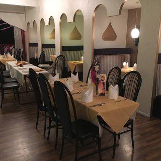 A photo of India Palms Restaurant restaurant