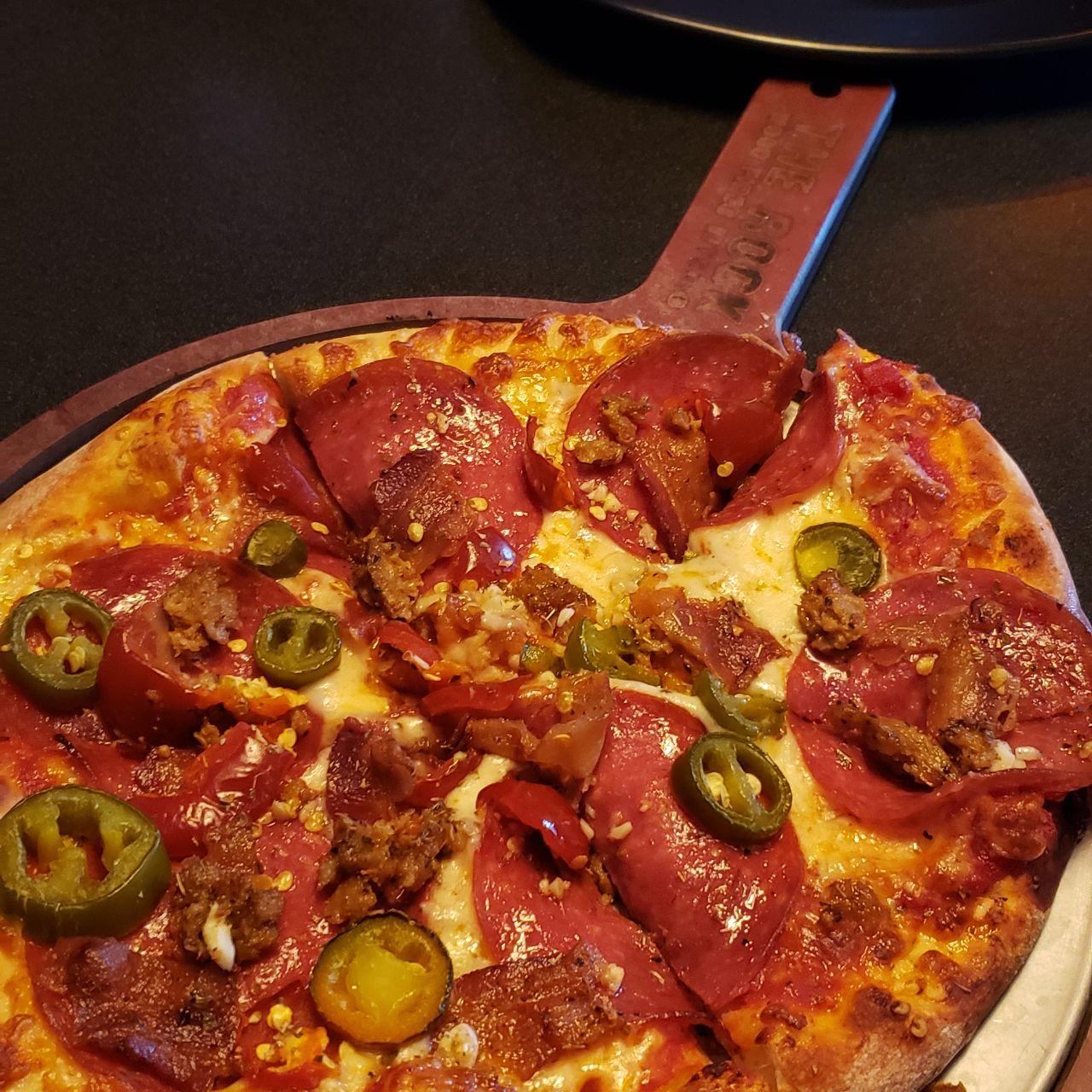The Rock Wood Fired Pizza Arlington Restaurant Arlington