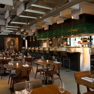 A photo of Restaurant C restaurant
