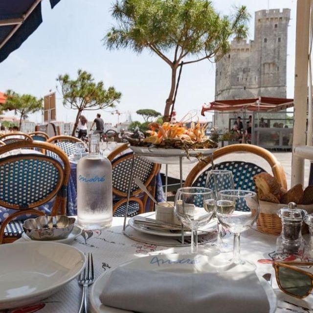 Restaurant Bar Andre - La Rochelle, Charente-Maritime | OpenTable