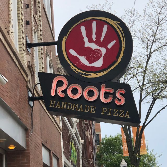 Roots Handmade Pizza - Chicago Ave., Chicago, IL