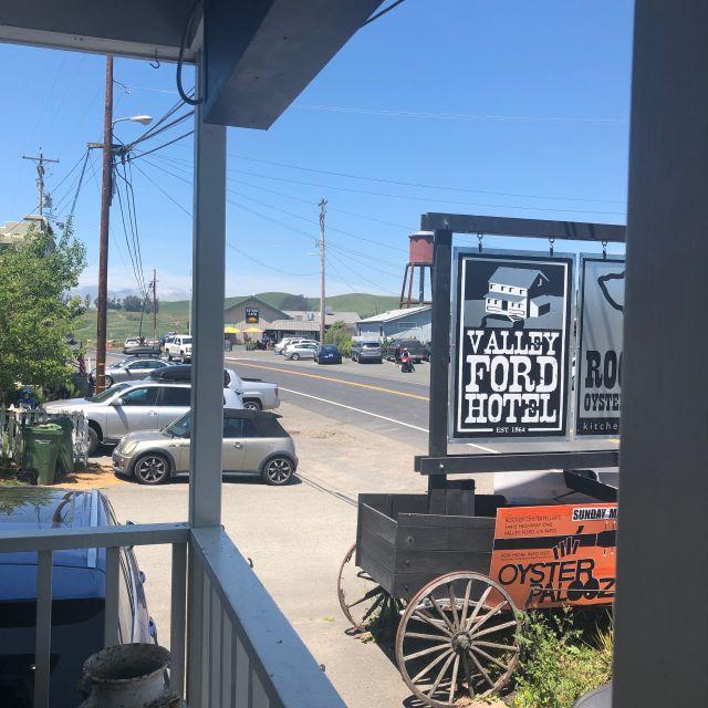 Rocker Oysterfellers, Valley Ford, CA