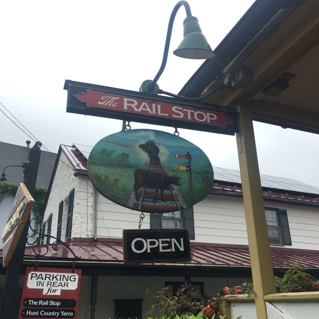 The Rail Stop, The Plains, VA