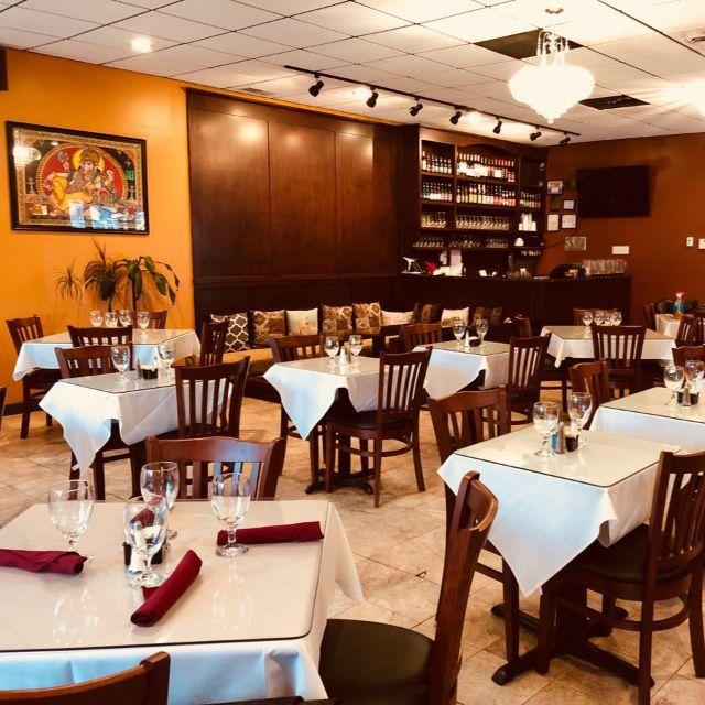 Taste of India, Bloomington, IN