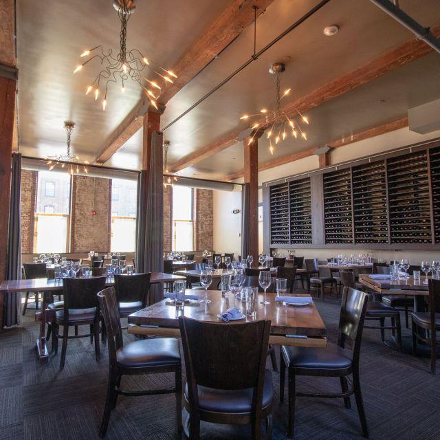 New - Firebox Restaurant, Hartford, CT