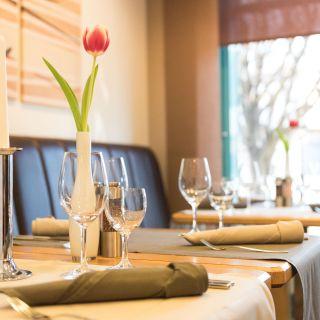 A photo of Restaurant Amaroso im Holiday Inn Essen City Centre restaurant