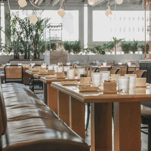MARCUS Restaurant + Terrace - Marcus, Montréal, QC