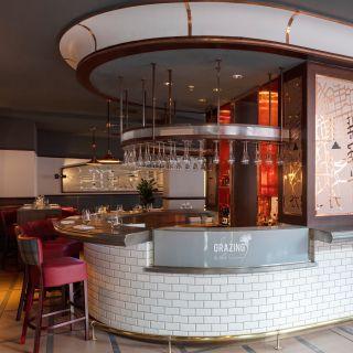Foto von Grazing by Mark Greenaway Restaurant