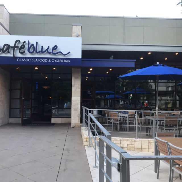 Cafe Blue - Downtown, Austin, TX