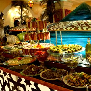 A photo of Iftar at Marrakesh Restaurant Ramadan Tent restaurant