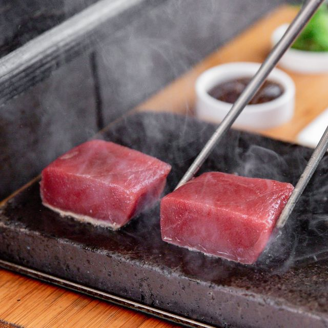 Tnn - Hot Stone Steak & Sushi Bar, London