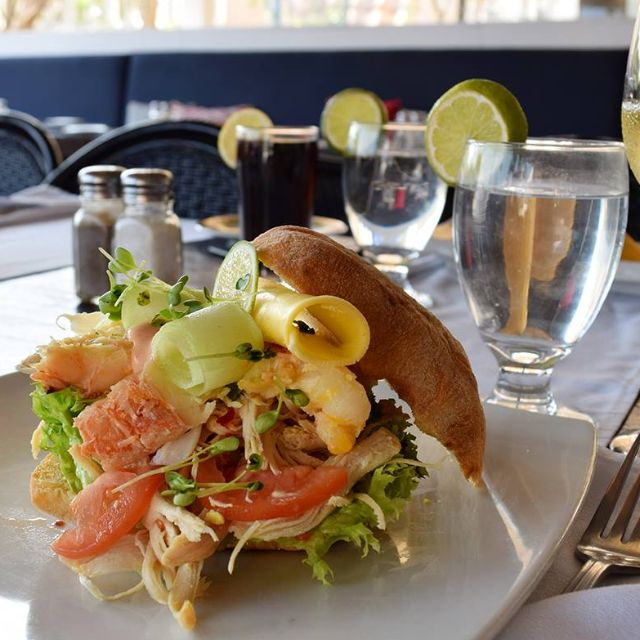 Royal Club Sandwich - Chicken & Lobster Aruba, Noord, Aruba