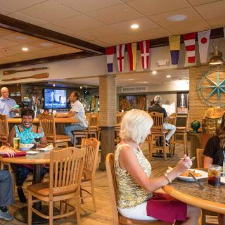 A photo of Crow's Nest Beach Bar & Grille restaurant