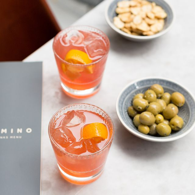 Drinks - Camino King's Cross, London
