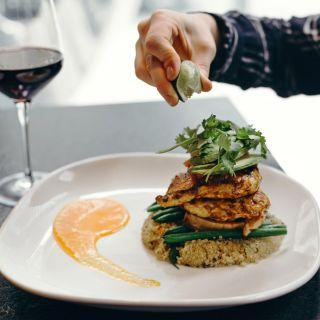 A photo of Moxie's Grill & Bar - MTS Centre restaurant