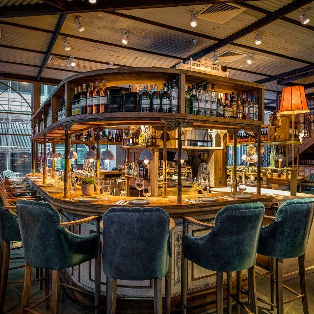 Rail House Café, London