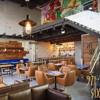 A photo of Cafe 971 Six restaurant