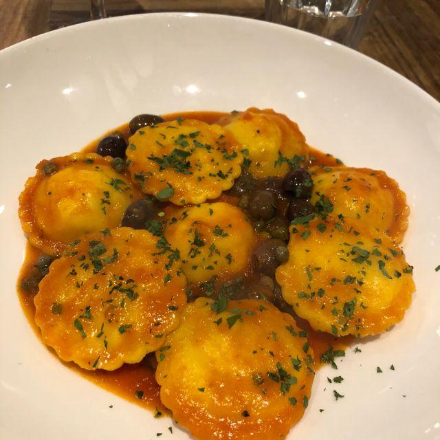 Briciole Restaurant, London