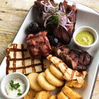 A photo of Bocas Grill & Bar Brickell restaurant