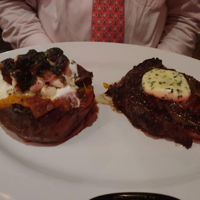 Steak & Bourbon, Louisville, KY