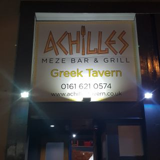 Achilles Meze Bar and Grill