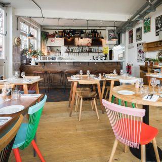 A photo of Brawn restaurant