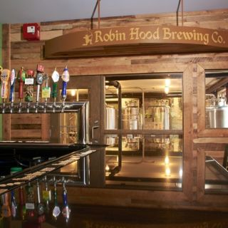A photo of Robin Hood Brewing Co. restaurant