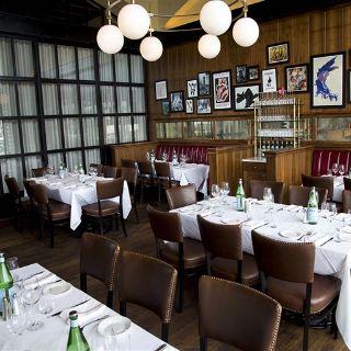 A photo of Gaslight Lynnfield restaurant