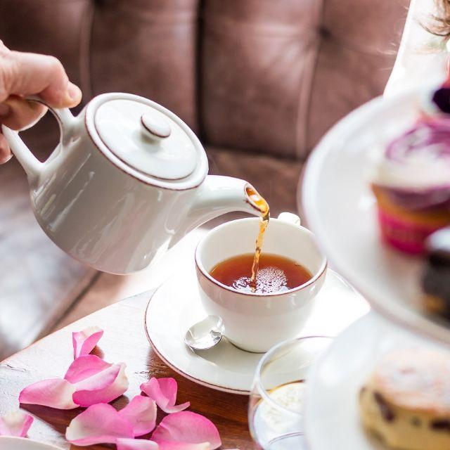 Afternoon Tea at The Kenilworth Hotel, Bloomsbury, London